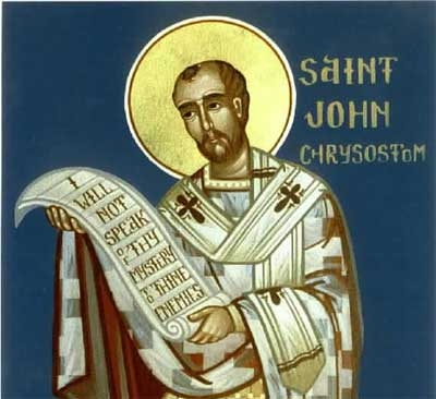 Image result for free pictures of bags of st. john chrysostom