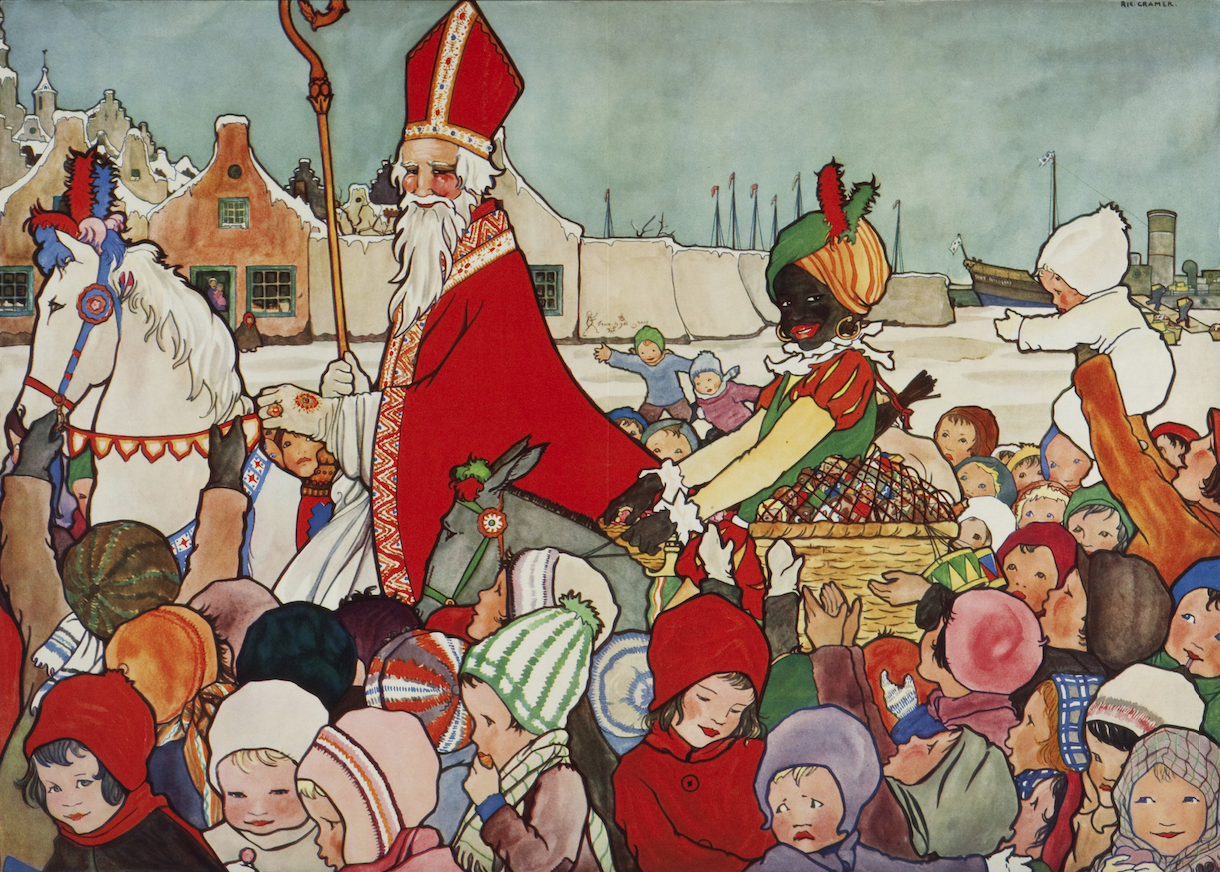 Image result for free pictures of vintage st. nicholas